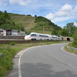 Bahntunnel - Portale